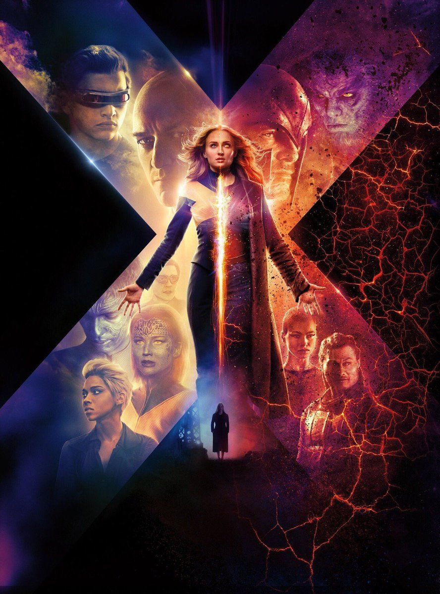 D0vk1kyxqae8 5o Jpgnew Poster Art For X Men Dark Phoenix Surfaces And A New Trailer Is Coming Soon2 Dark Phoenix X Men Phoenix Wallpaper