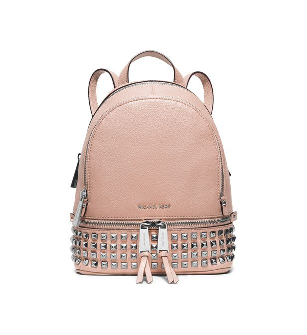 Sac à dos Stud small | Studded backpack, Michael kors, Bag