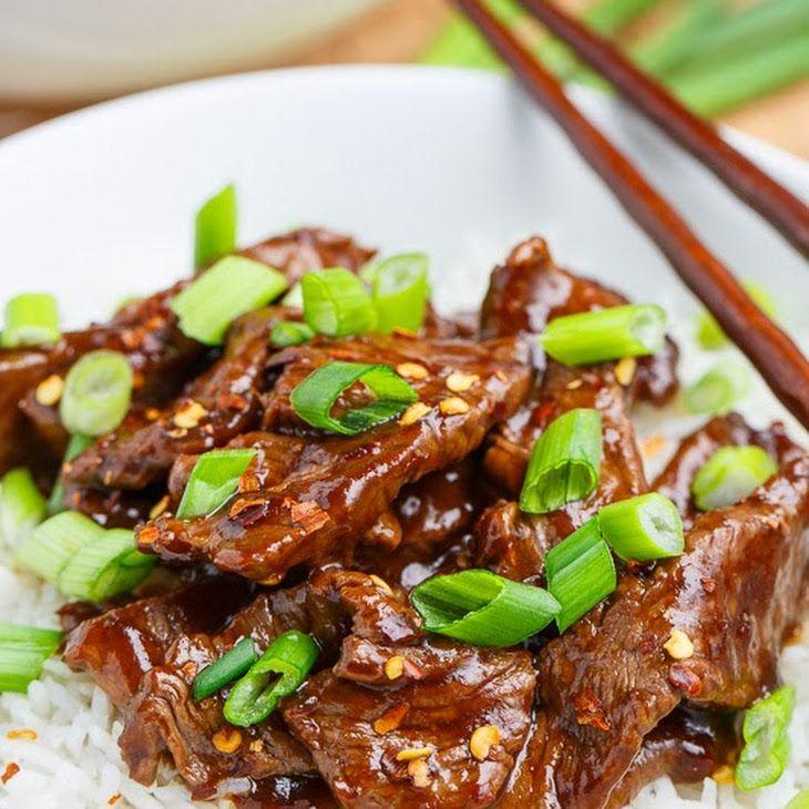 Mongolian Beef Recipe Mongolian Beef Recipes Food Recipes