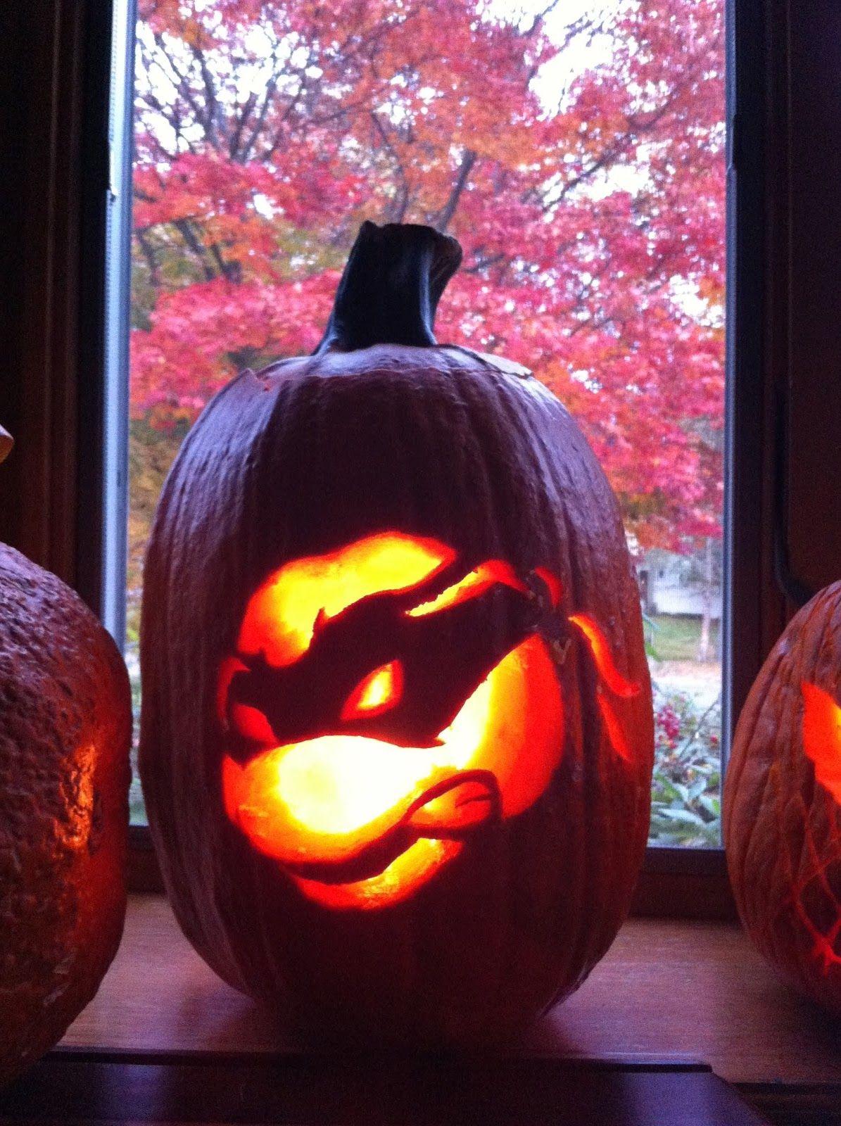 Ninja Turtle Pumpkin Halloween Pinterest Halloween Halloween