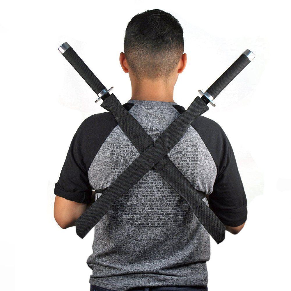 Ace Martial Arts Supply Ninja Assassin Strike Force Twin