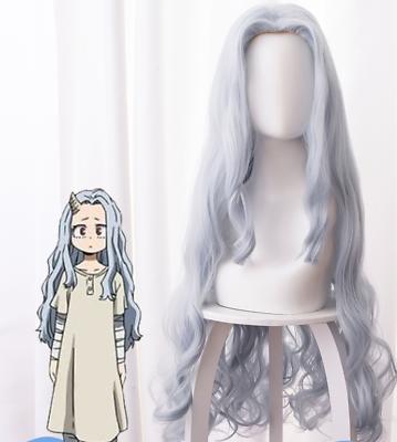 Demon Slayer Kimetsu no Yaiba Hashibira Inosuke Costume Cosplay Wig  Hair Track