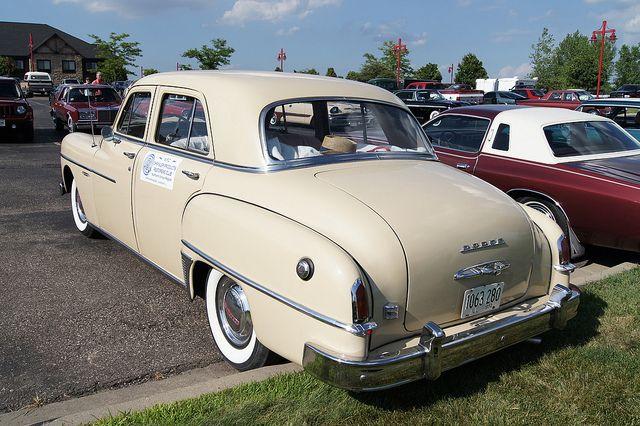 Car Crazy 50 Dodge Coronet | yaşar gök .eski arabalar | Pinterest