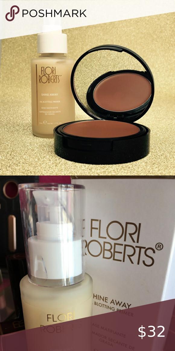 Flori Roberts Oil Blotting Primer in 2020 Shrink pores