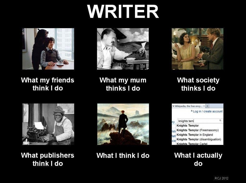 Author Memes Authors Authors Memes En 2020 Escritores Literatura Funny