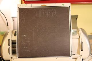 Fantabulous Cricut Challenge Blog... What if you cut starts to tear... See here
