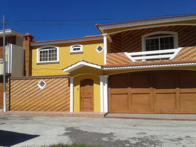Casa bonita en guatemala