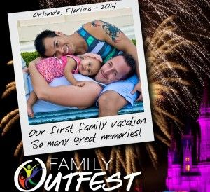 Family Outfest 2014 is coming!  Check out our website for all the latest updates on the week long event. http://www.familyoutfest.com