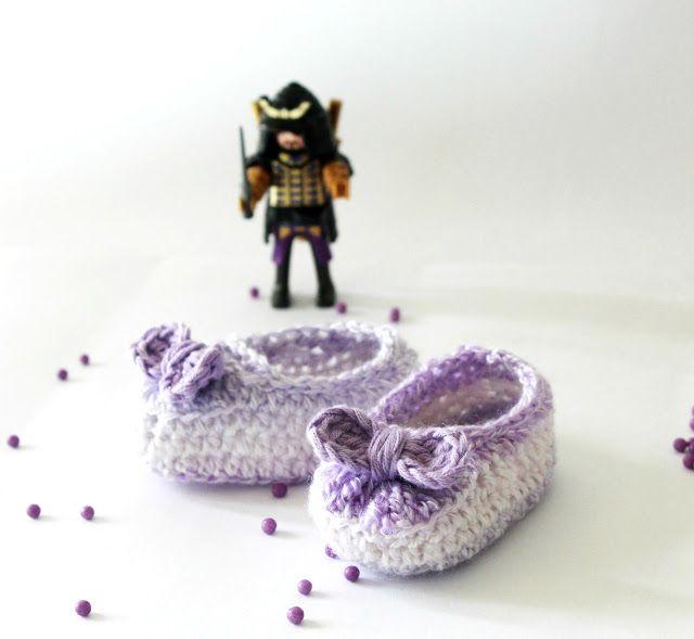 Pin de Sonia Flores en Rubys | Pinterest | Zapatos niño, Tejido y ...