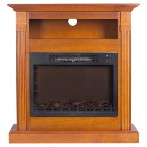 Recco chimenea el ctrica mueble chimeneas el ctricas bienvenido y bajos - Mueble para chimenea electrica ...