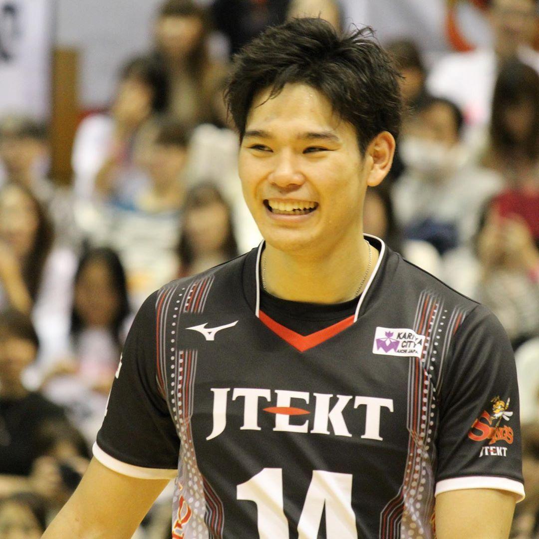 Yujinishida Nishida Volleyball In 2020 Japan Volleyball Team Volleyball Team Volleyball