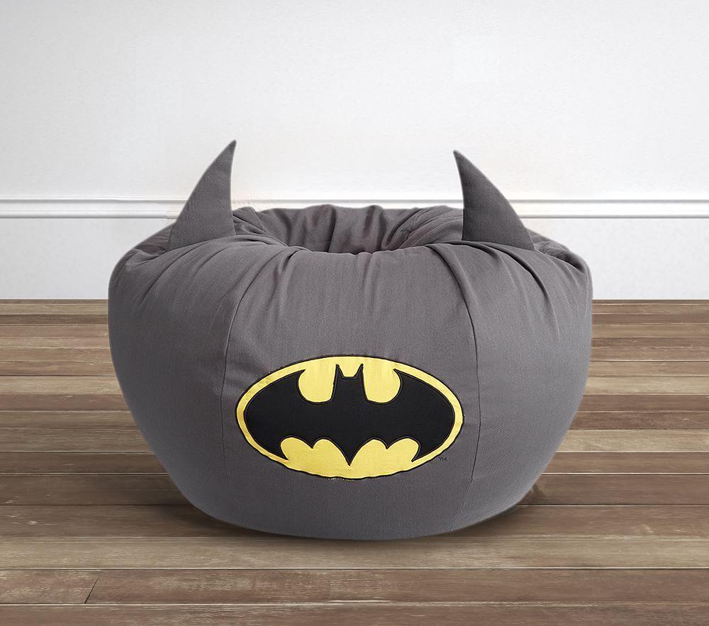 Set Regular Beanbag Cover Insert Batman In 2020 Batman Room Batman Kids Rooms Superhero Room