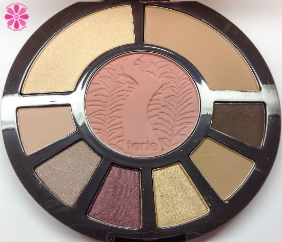 Tarte Rainforest After Dark Eye & Cheek Palette Swatches & Review   Cosmetic Sanctuary