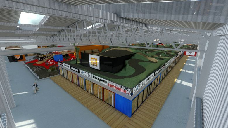 UK's First Indoor MTB Park to Open in Manchester - Mountain Bikes News Stories - Vital MTB