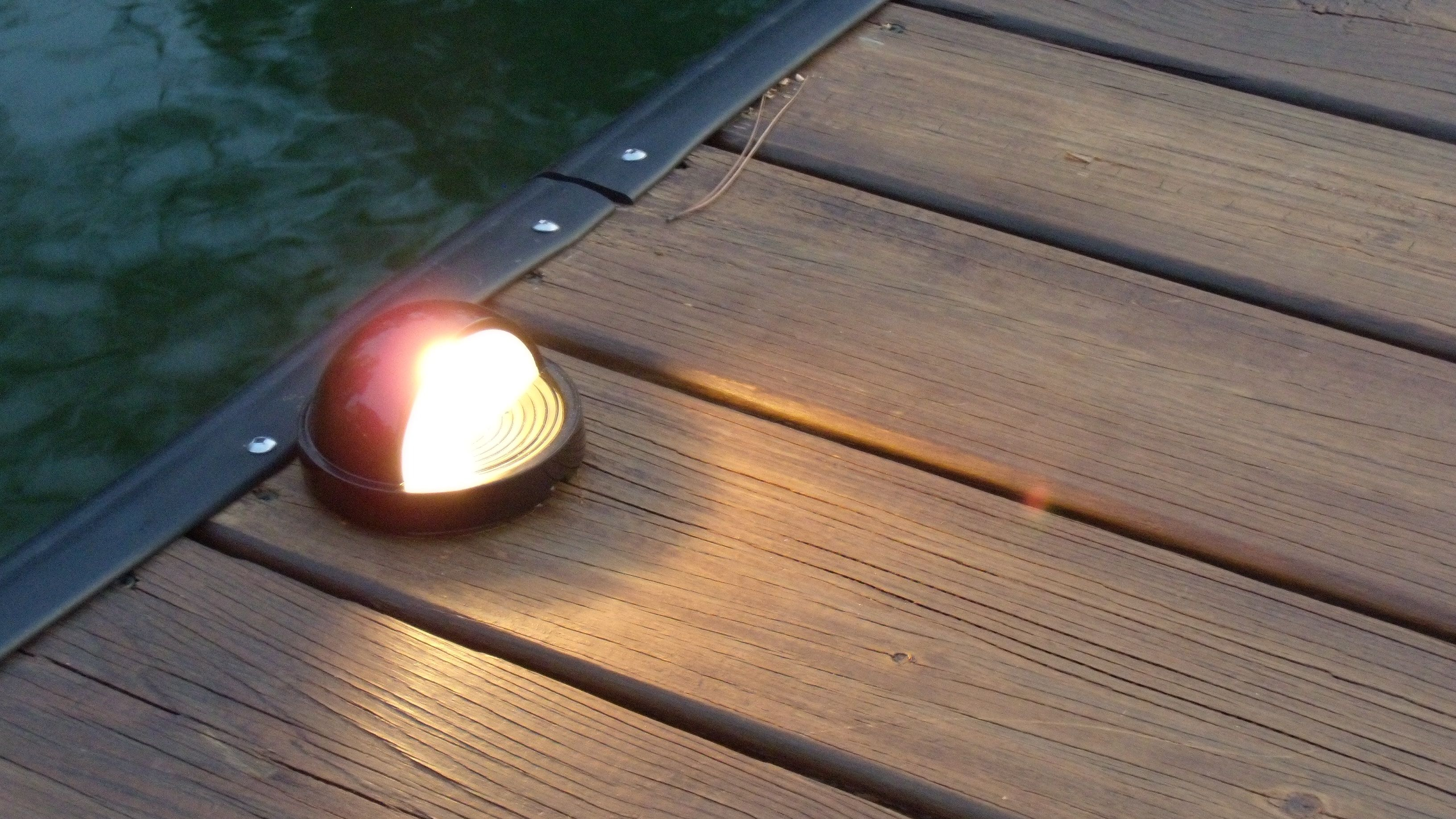 Innovative Pier Lighting Lights Options Deck