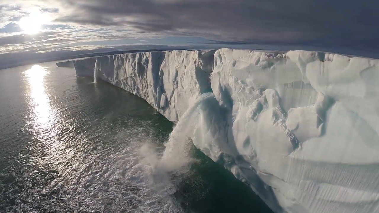 Svalbard - The High Arctic. A short film showing off the majesty of the landscape of the high Arctic. Experience stunning aerial footage ove...