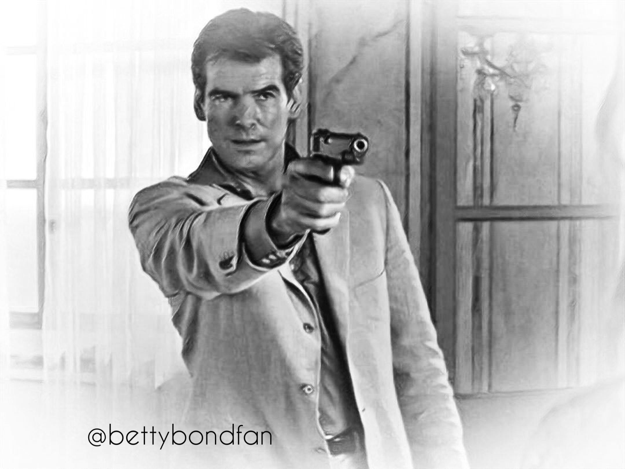 Pierce Brosnan The World Is Not Enough 1999