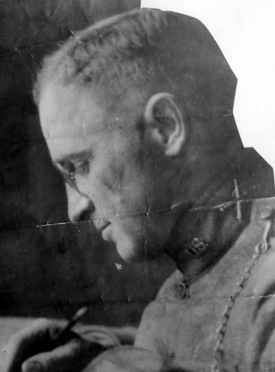 Captain Truman, circa 1918 (Source: The Truman Library)