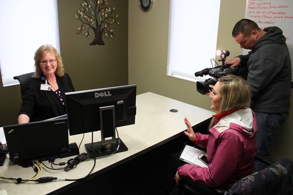 At 6 i sit down with spectrum health big rapids and reed