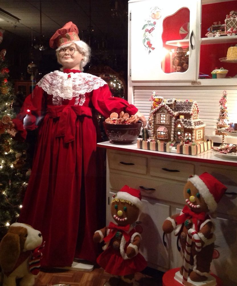 Christmas Decorations Life Size Santa: Northern Passages