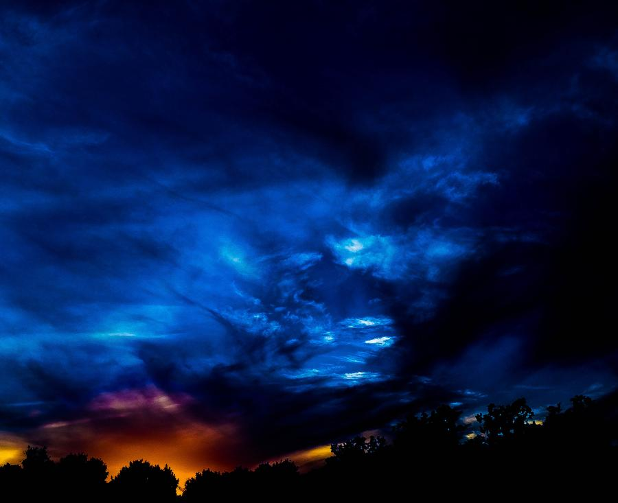 The Night Devours By Nova Mite On Deviantart Night Sky And Clouds Night Skies