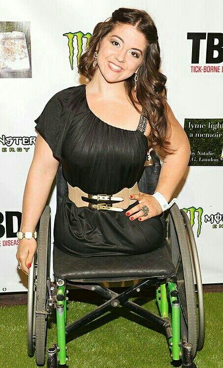 Jennifer Bricker Wow Wheelchair Women Amputee Lady Women