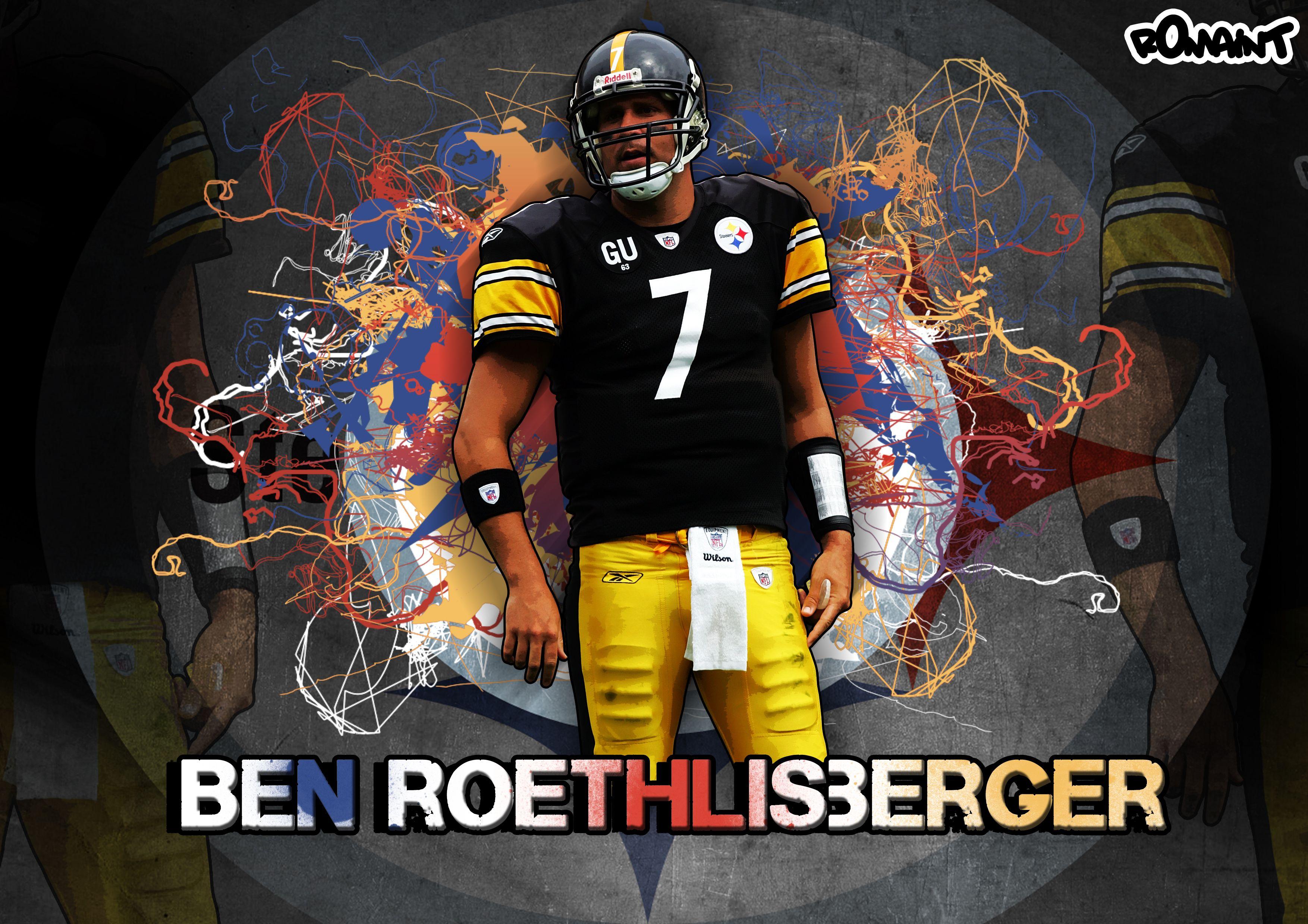 c87979a7339 Ben Roethlisberger Steelers Meme