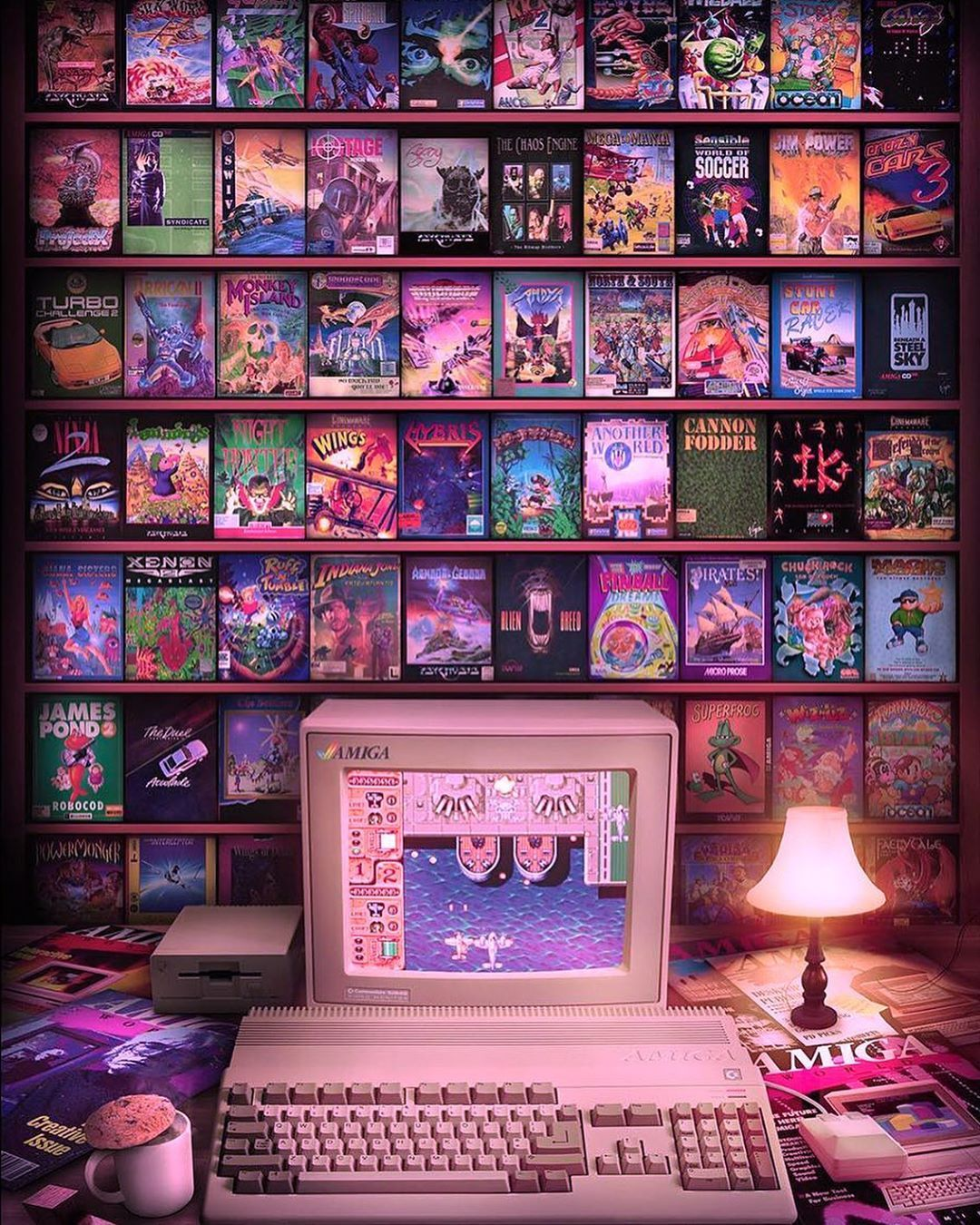 Old Games For Oldschool Pc Computer 90s 80s Retro Gaming Art Game Logo Design Video Game Posters