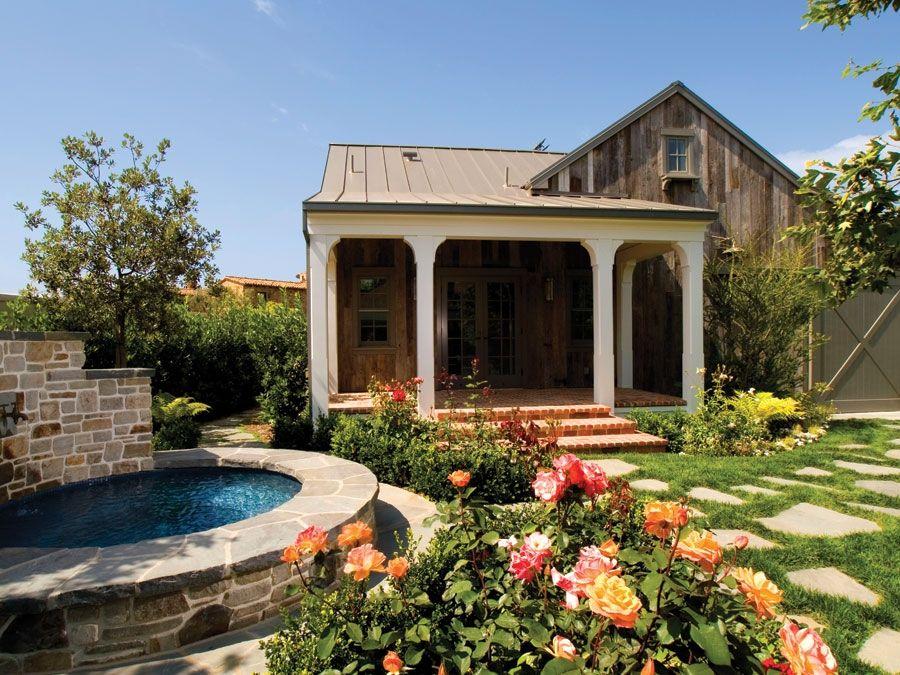 Incredible Troon Drive Estate Guest House Barn Newport Beach Orange Home Interior And Landscaping Ymoonbapapsignezvosmurscom