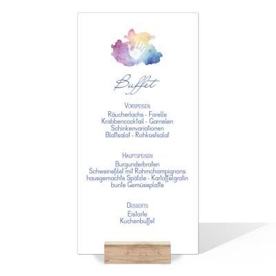 """einladungskarten zur erstkommunion """"hand in hand"""" nach"""