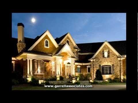 Video garrell associates inc the edencrest manor house for Garrell and associates house plans