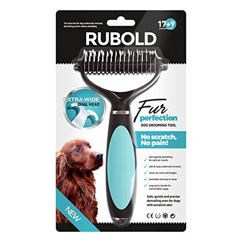 Dematting Tool for Dogs The Best Dog Grooming Comb for