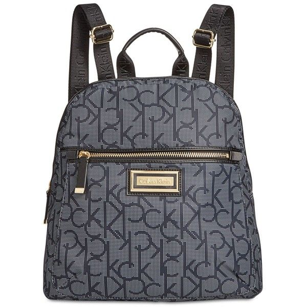 Calvin Klein Belfast Small Backpack (120 CAD) ❤ liked on Polyvore featuring bags, backpacks, calvin klein backpack, backpack bags, calvin klein bags, daypack bag and day pack rucksack