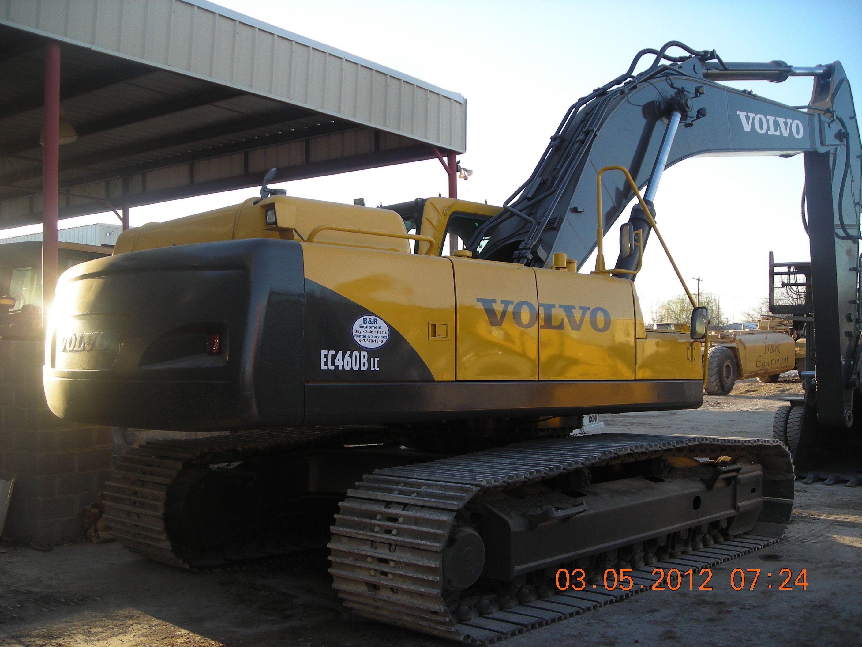 2006 volvo ec460blc #volvo #excavator #heavyequipment