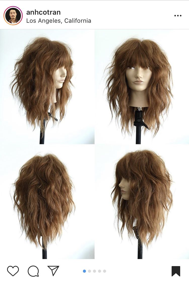 Pin By Meredith Parker On Snip Snip In 2020 Hair Styles Long Hair Styles Long Shag Haircut