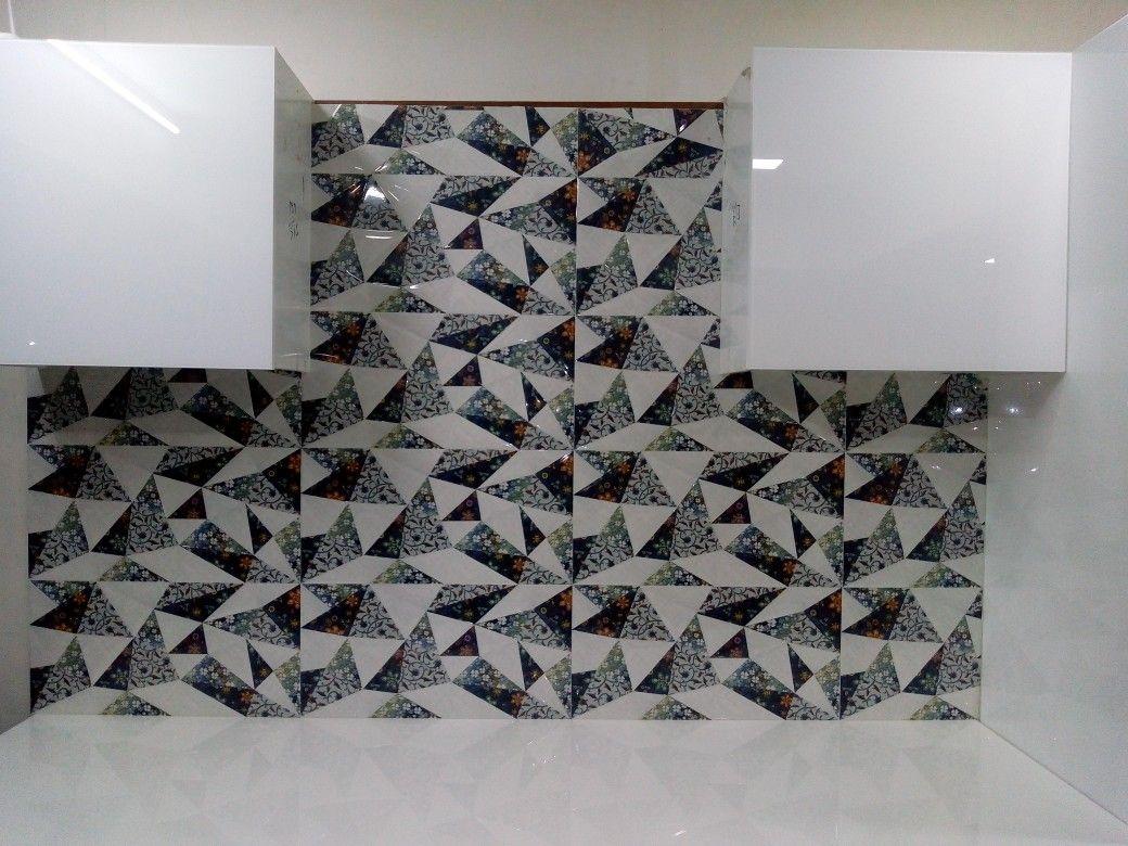 Kitchen Highlighter Tiles 2 X1 Back Painted Glass Glass Kitchen Kitchen