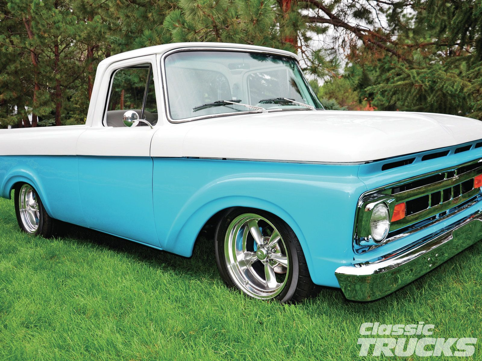 1961 Ford Unibody Side   Terrific Trucks   Pinterest   Ford, Cars ...