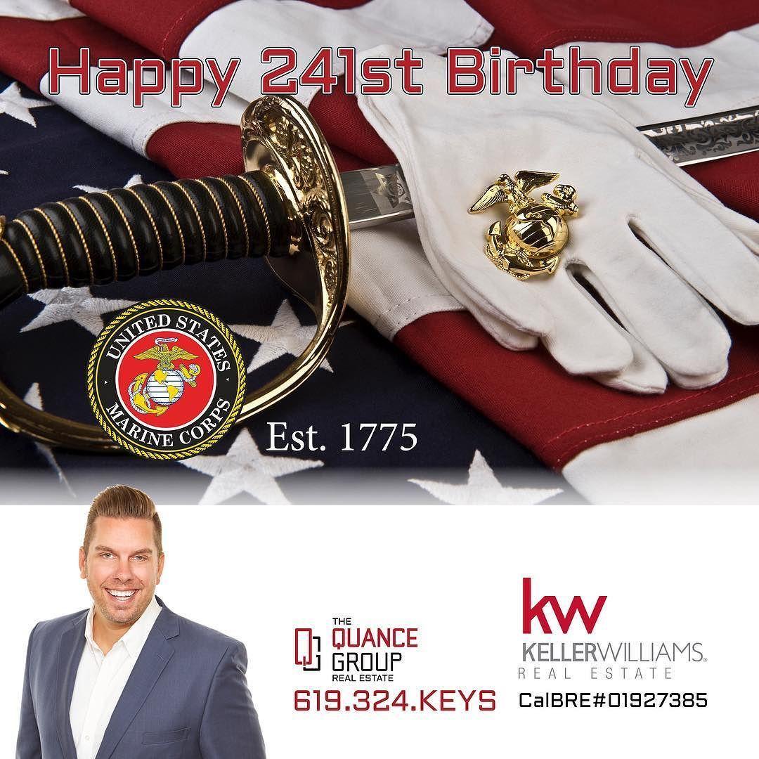 Happy Birthday To The United States Marine Corps! #USMC