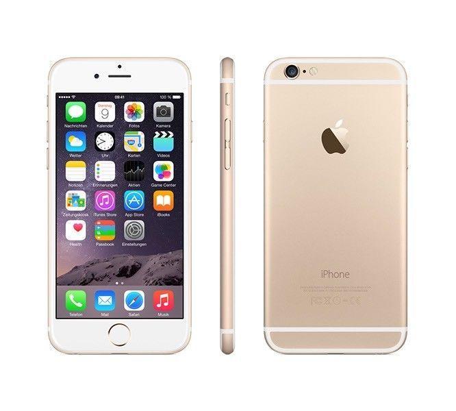 Iphone 6 Gold Bild Von 5 Star Handel Auf Apple Apple Iphone 6s Plus Iphone