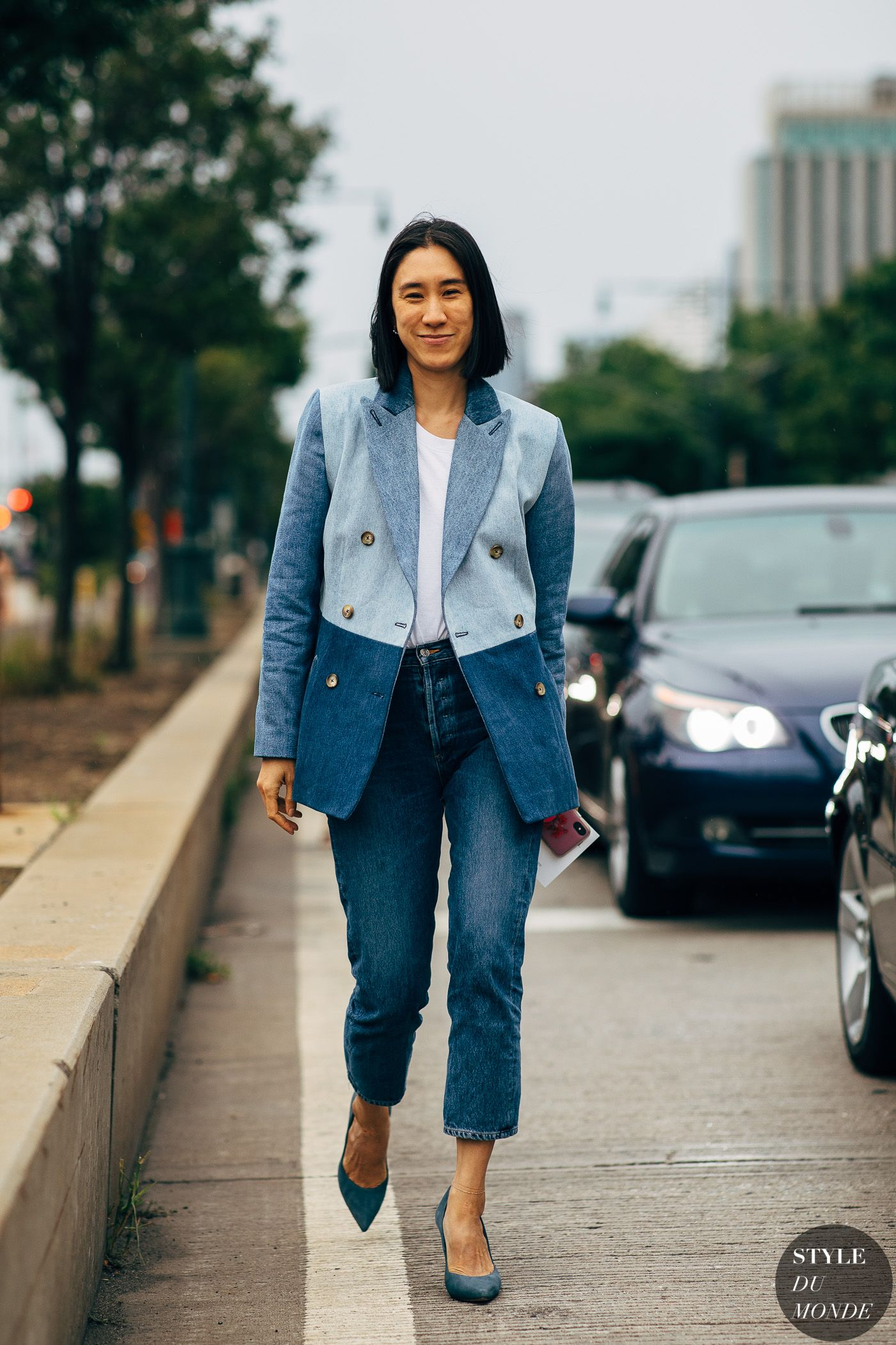 Eva Chen Shares Her Fall Fashion Staples (and Some Style Tips,Too)