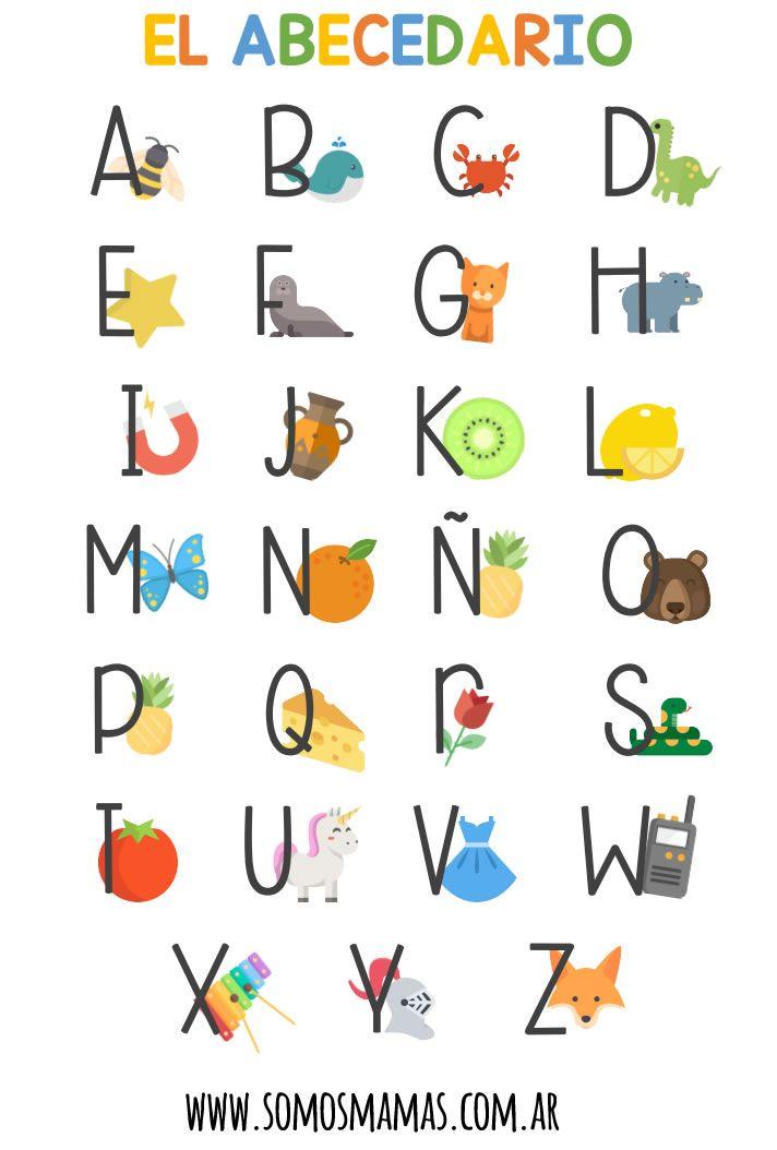 Abecedario para niños: ✍️15+ Maneras divertidas de aprender las letras