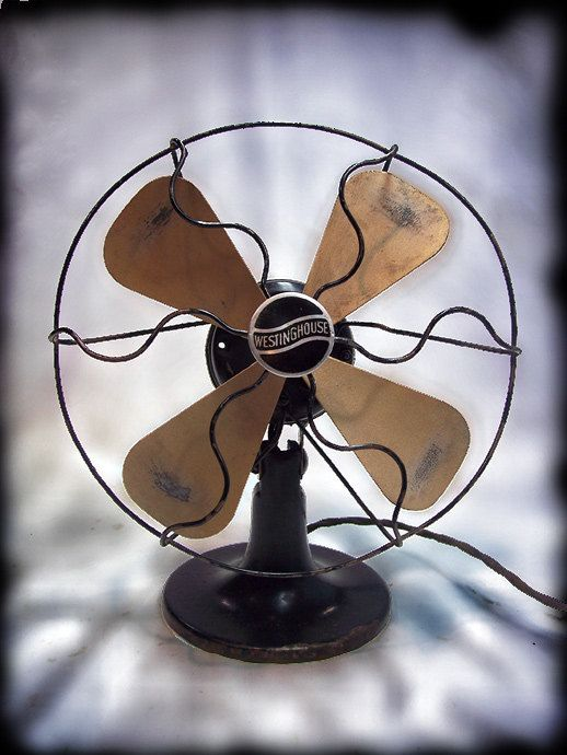 Westinghouse Vintage Whirlwind Fan Antique By Timberson Love It