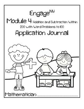 Eureka Math (Engage NY) Module 4 Application Problems
