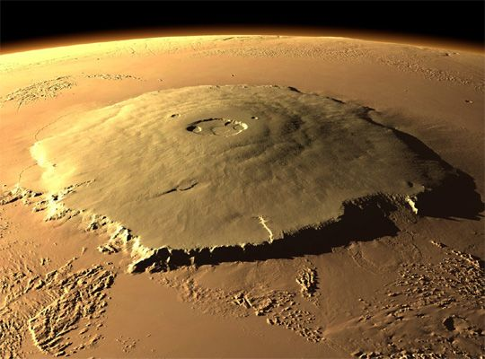 The 9 Tallest Mountains In The Solar System is part of Mars surface - Of course, when you think of the tallest mountain ever you're going to probably think of Mount Everest with its peak of a little over 29,000 feet (5 5 miles)  But when you look at Mt  Everest in comparison with some of the other mountains in our Solar System it won't even make the list  Let's…