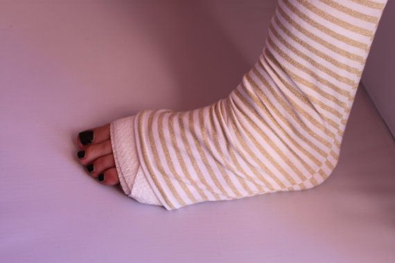 leg cast cover  pary stripes   gold or silver    cherries  hearts      rh   pinterest com