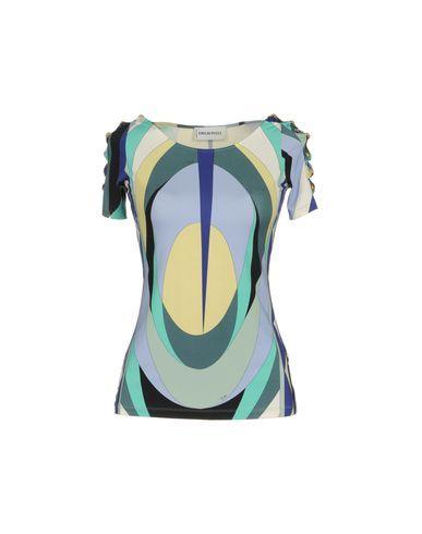 Emilio pucci Women - Topwear - Short sleeve t-shirt Emilio pucci on YOOX
