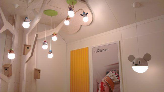 Beleuchtung im Kinderzimmer 30 Tipps & Ideen zur