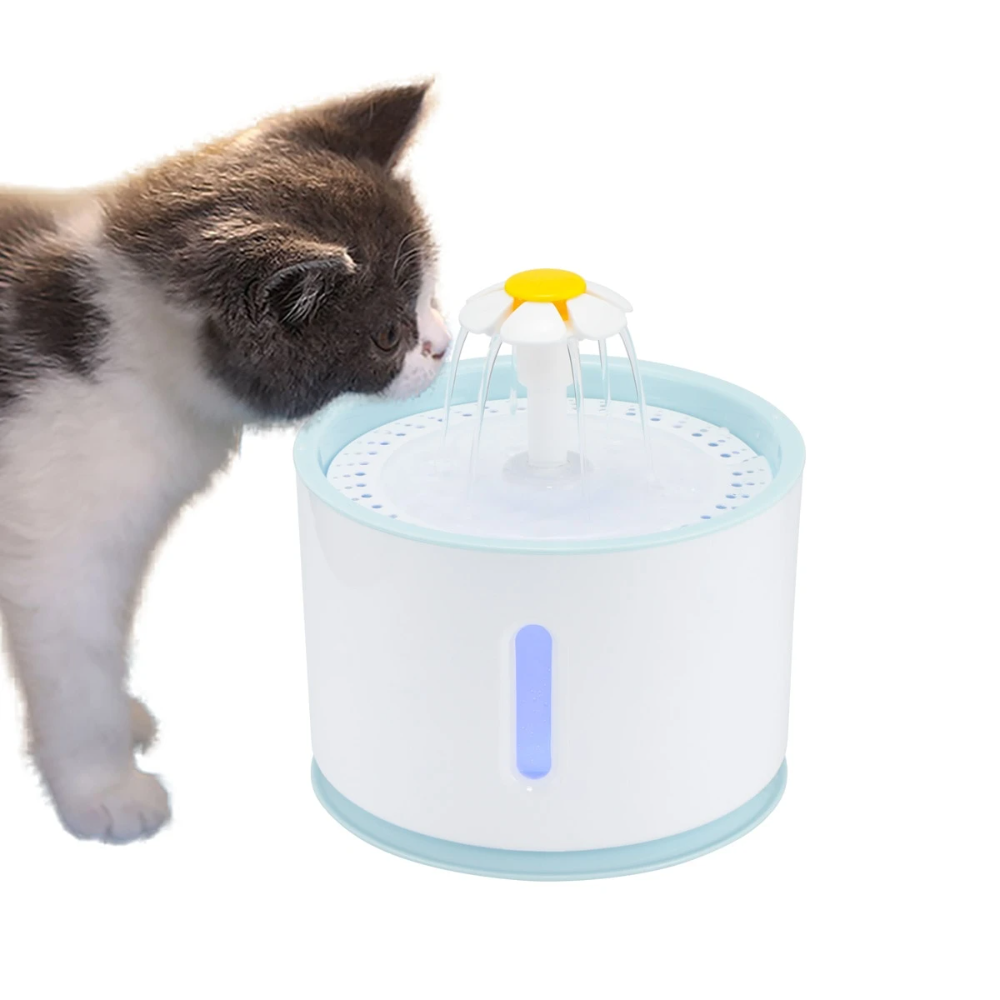 Automatic Cat Water Fountain Live Long and Pawspurr Shop