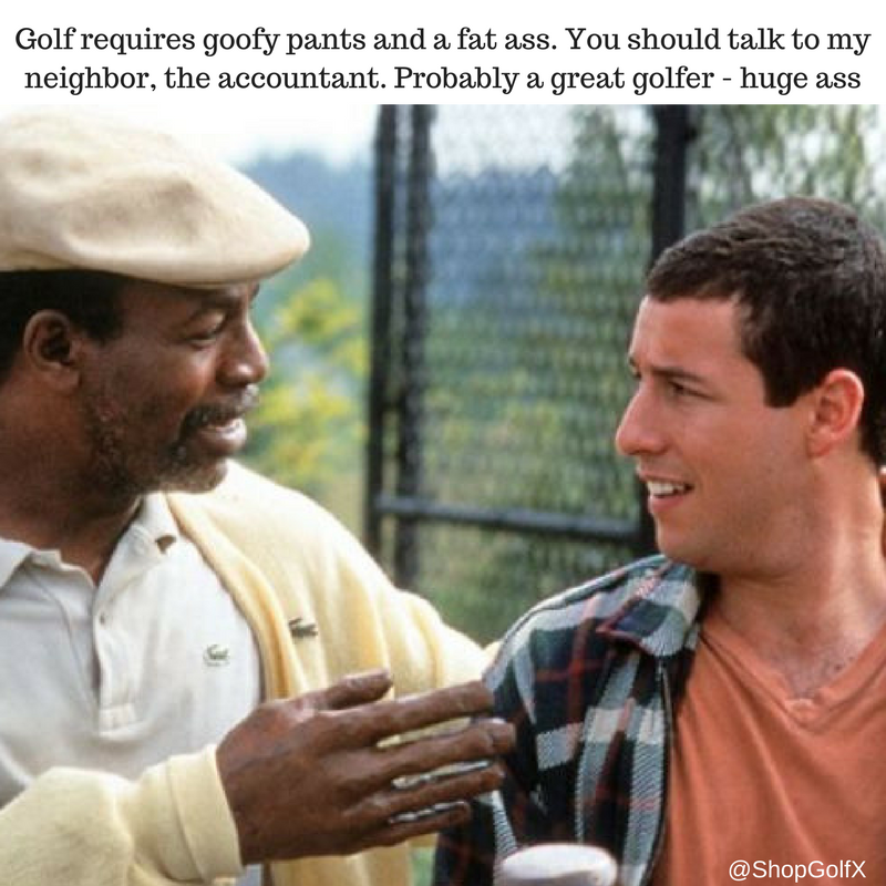Pin On Golf Movie Quotes