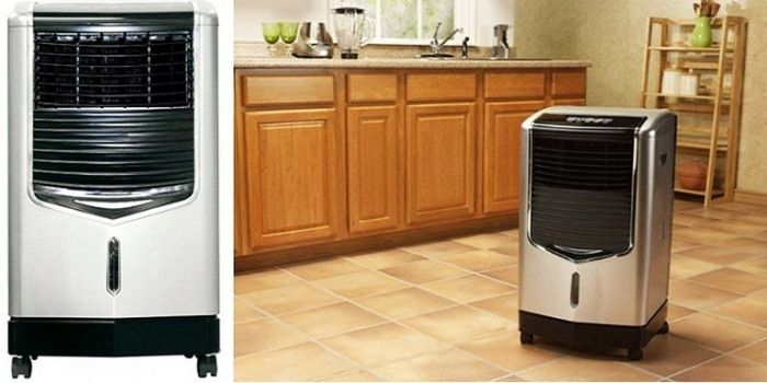 Portable Air Conditioners Without Exhaust Air Cooler Portable